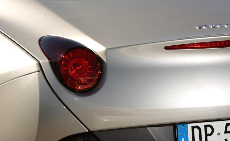 2009 Mercedes-Benz SL63 AMG and 2009 Ferrari California - Slide 38
