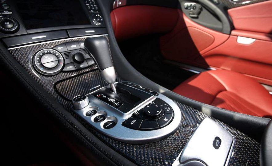 2009 Mercedes-Benz SL63 AMG and 2009 Ferrari California - Slide 45