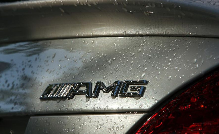 2009 Mercedes-Benz SL63 AMG and 2009 Ferrari California - Slide 47