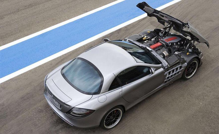 2012 Mercedes-Benz SLS AMG (spy photo) - Slide 45