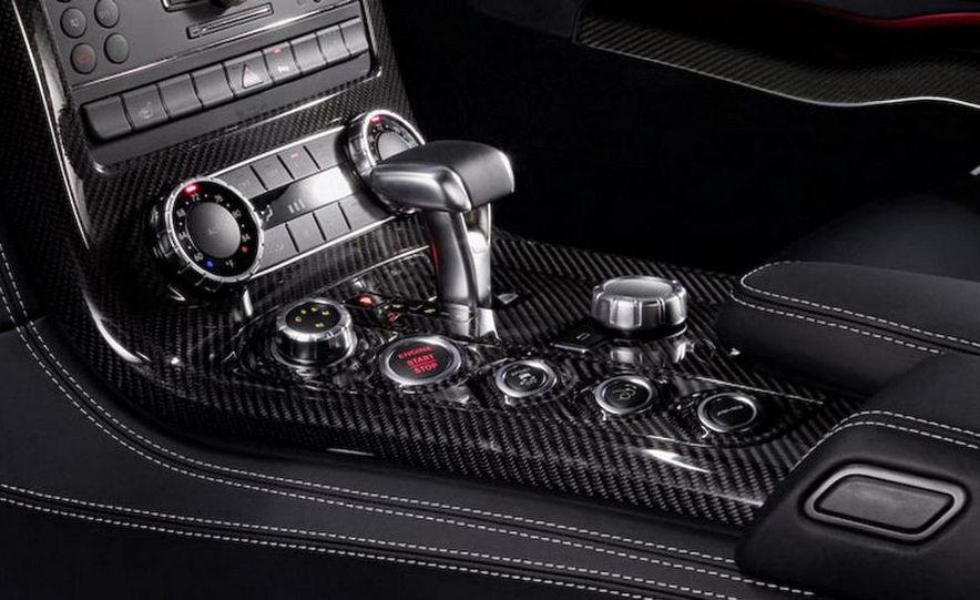 2012 Mercedes-Benz SLS AMG (spy photo) - Slide 14