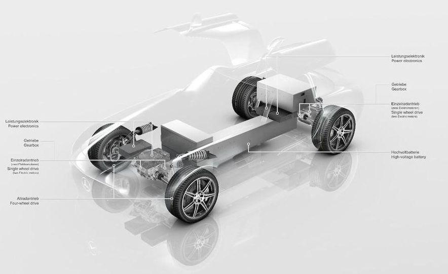 2012 Mercedes-Benz SLS AMG (spy photo) - Slide 8
