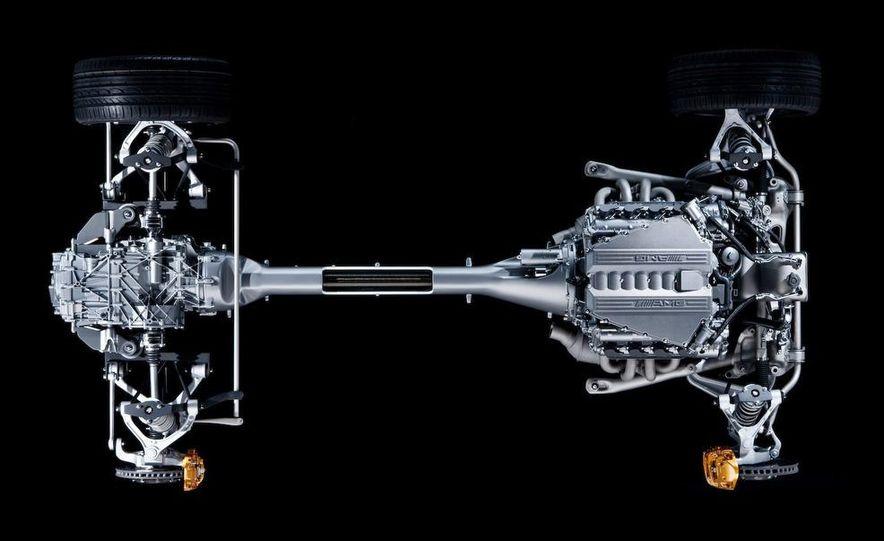 2012 Mercedes-Benz SLS AMG (spy photo) - Slide 29