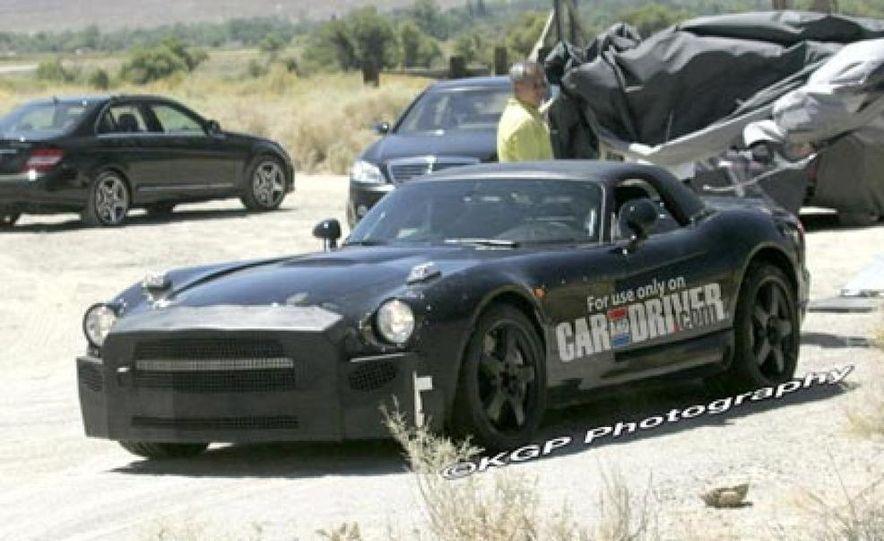 2012 Mercedes-Benz SLS AMG (spy photo) - Slide 34