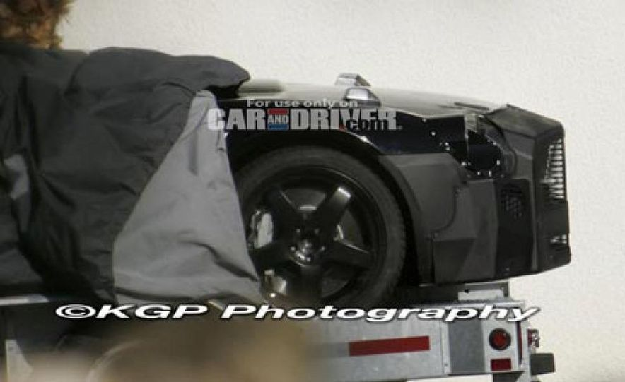 2012 Mercedes-Benz SLS AMG (spy photo) - Slide 39