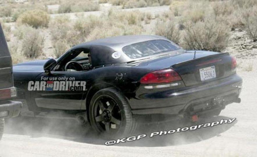 2012 Mercedes-Benz SLS AMG (spy photo) - Slide 40