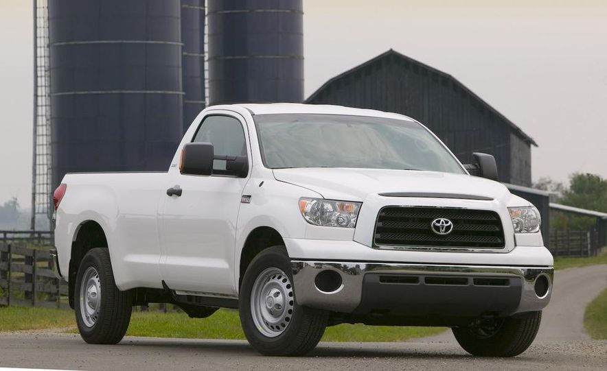 Toyota Tundra TRD Supercharged - Slide 23