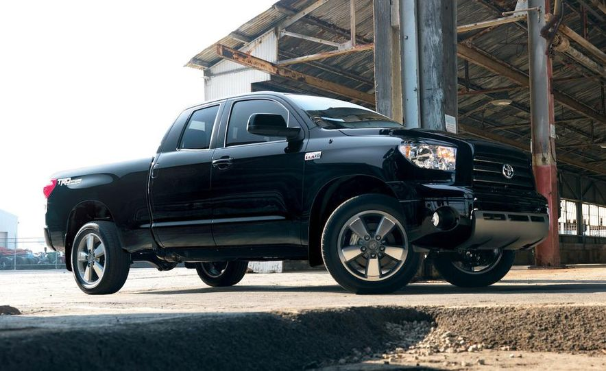 Toyota Tundra TRD Supercharged - Slide 18