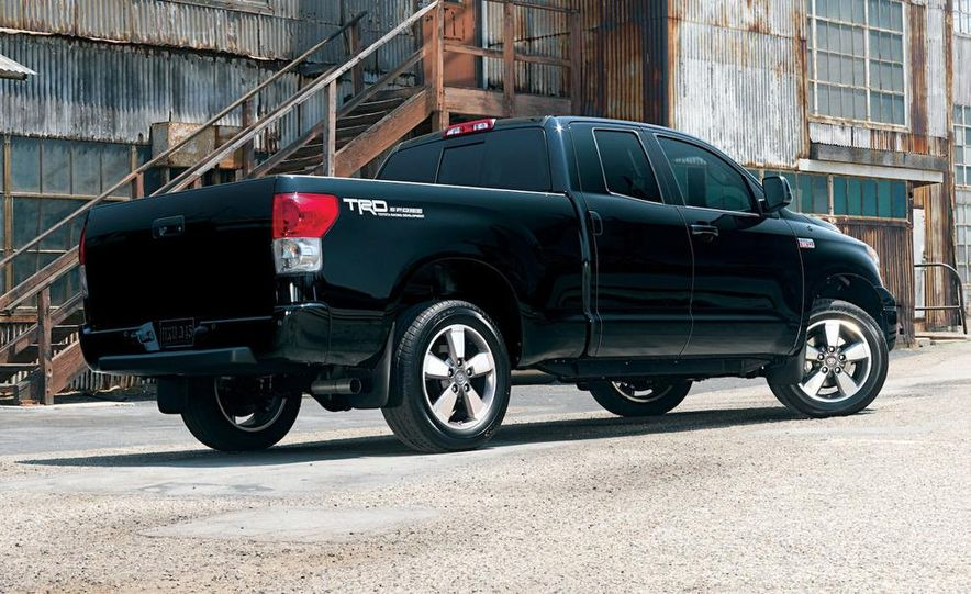 Toyota Tundra TRD Supercharged - Slide 19