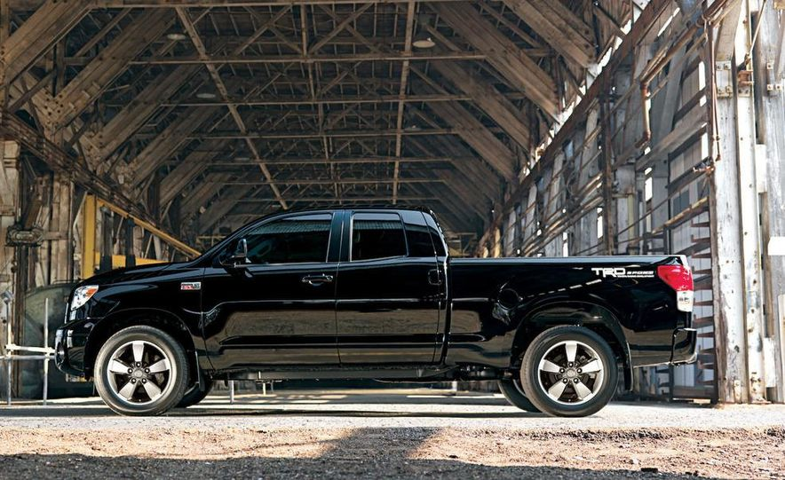 Toyota Tundra TRD Supercharged - Slide 20