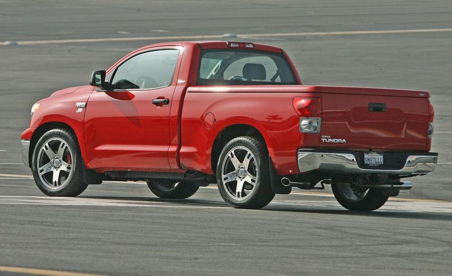 Toyota Tundra TRD Supercharged - Slide 1