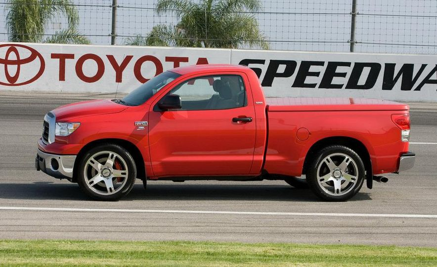 Toyota Tundra TRD Supercharged - Slide 2