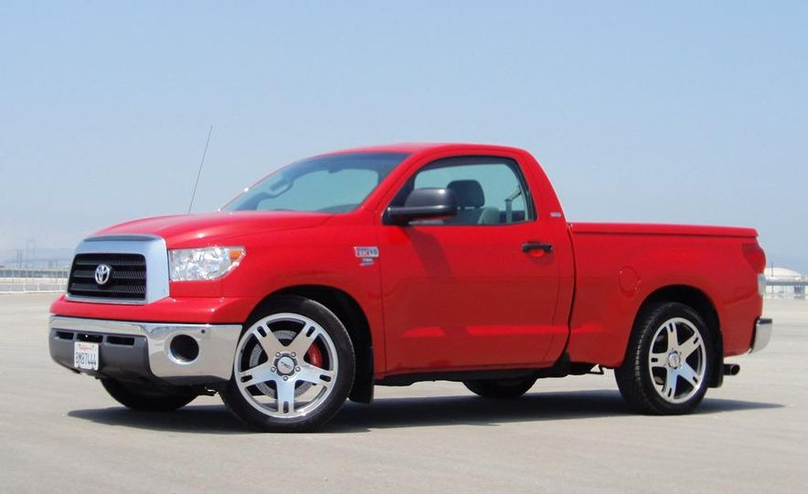 Toyota Tundra TRD Supercharged - Slide 5