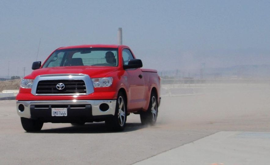 Toyota Tundra TRD Supercharged - Slide 9