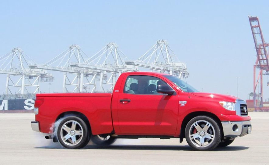 Toyota Tundra TRD Supercharged - Slide 10