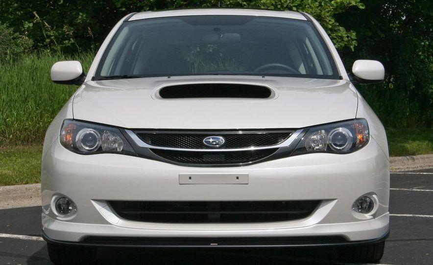 2009 Subaru Impreza WRX with Subaru Performance Tuning (SPT) parts - Slide 1