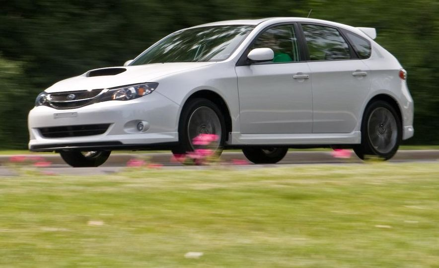 2009 Subaru Impreza WRX with Subaru Performance Tuning (SPT) parts - Slide 2