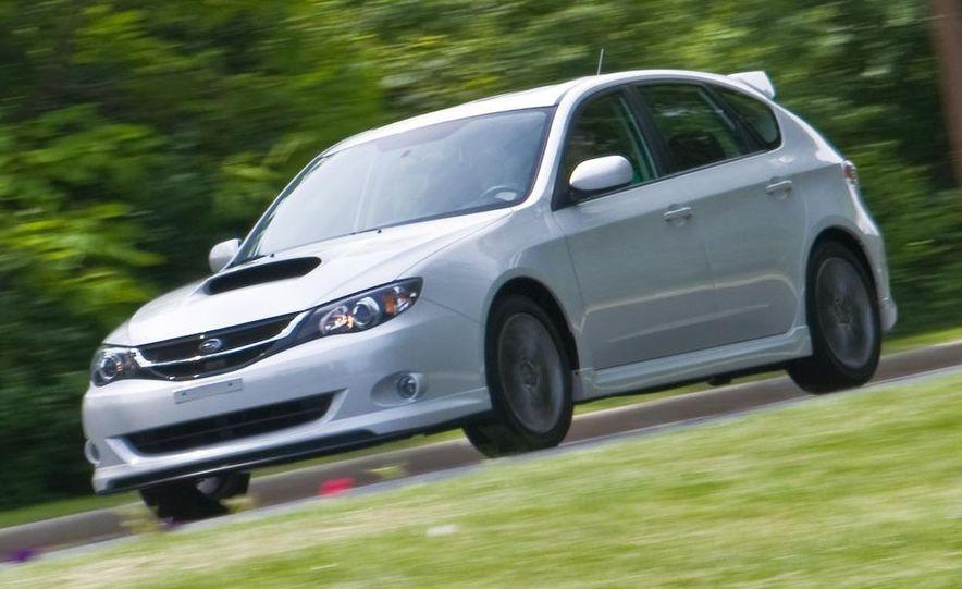 2009 Subaru Impreza WRX with Subaru Performance Tuning (SPT) parts - Slide 5