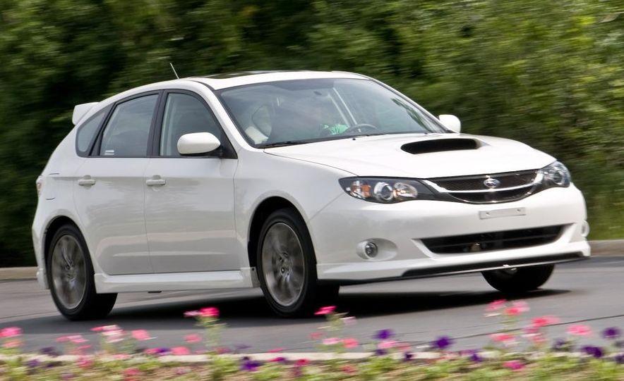 2009 Subaru Impreza WRX with Subaru Performance Tuning (SPT) parts - Slide 21