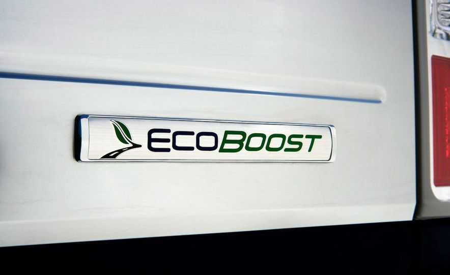 2010 Ford Flex with EcoBoost - Slide 18