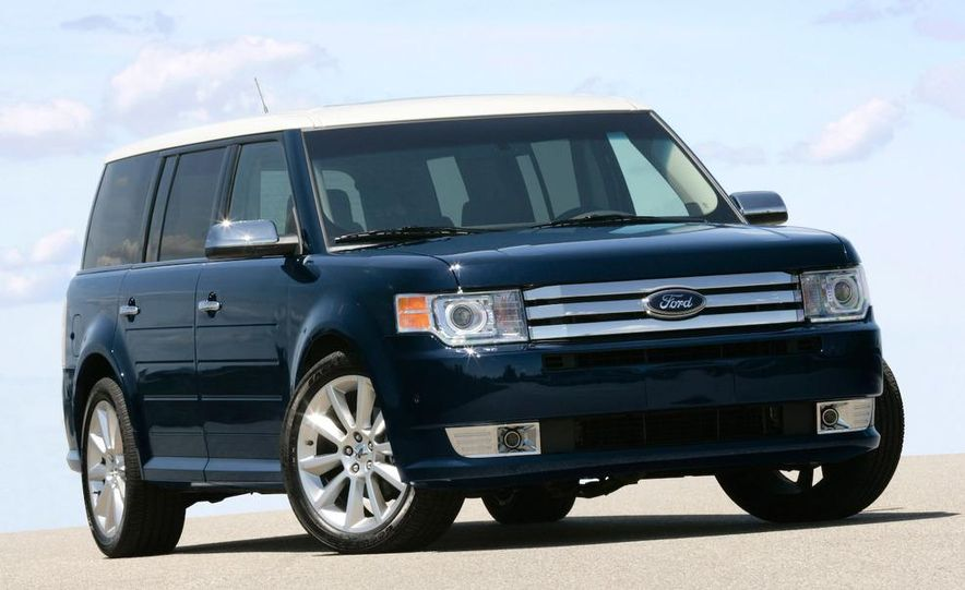 2010 Ford Flex with EcoBoost - Slide 2