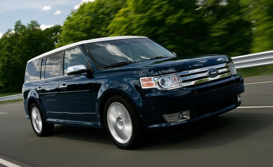2010 Ford Flex with EcoBoost - Slide 3
