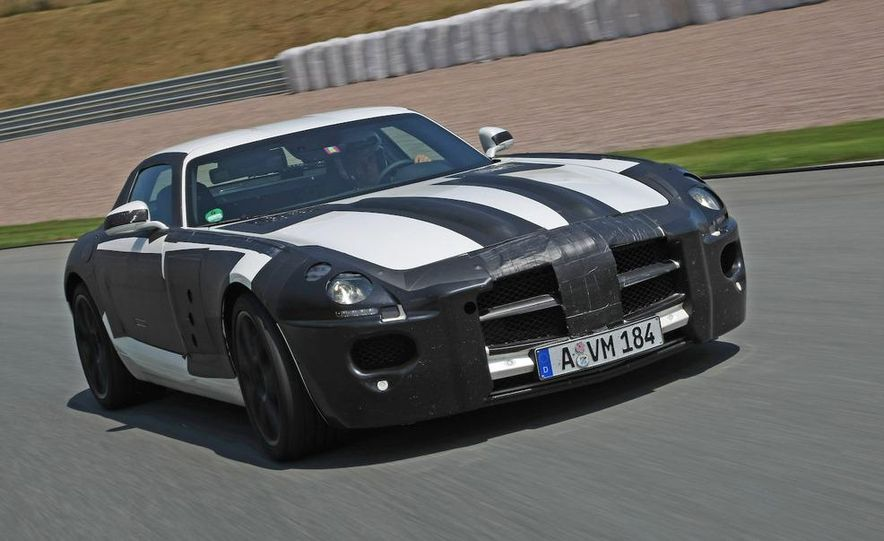 2011 Mercedes-Benz SLS AMG - Slide 19