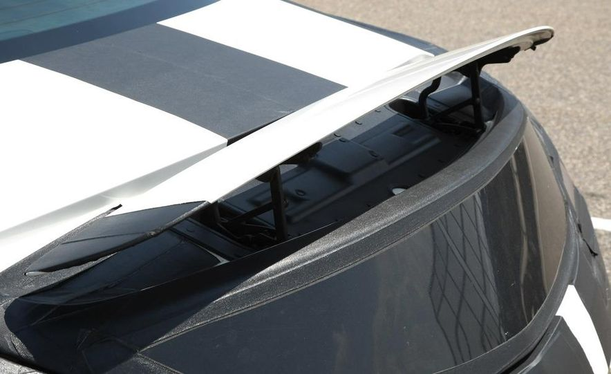 2011 Mercedes-Benz SLS AMG - Slide 45