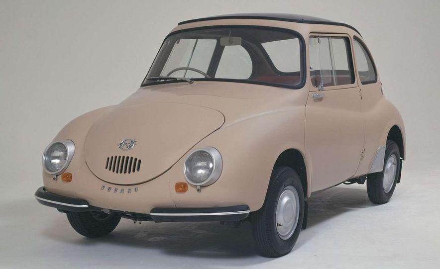 1958 Subaru 360 - Slide 1