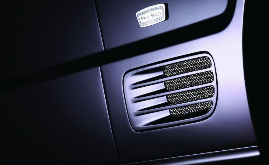 2011 Grand Bentley (artist's rendering) - Slide 10