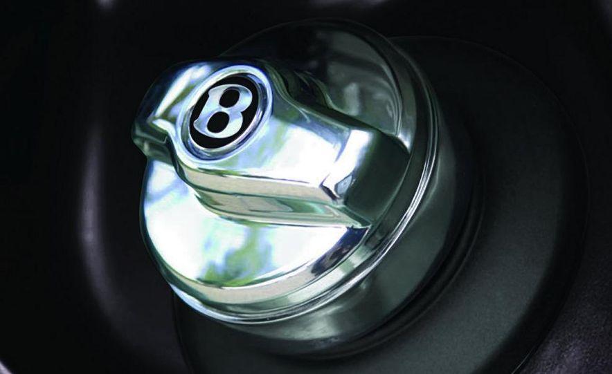 2011 Grand Bentley (artist's rendering) - Slide 18