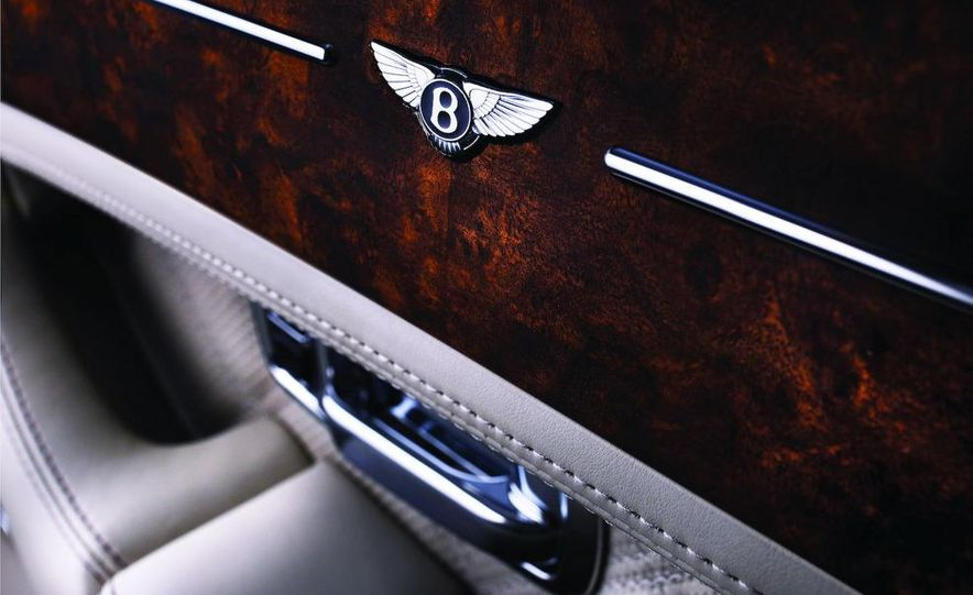 2011 Grand Bentley (artist's rendering) - Slide 20