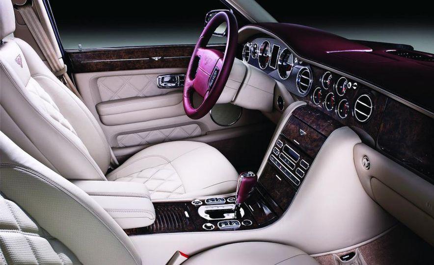 2011 Grand Bentley (artist's rendering) - Slide 13