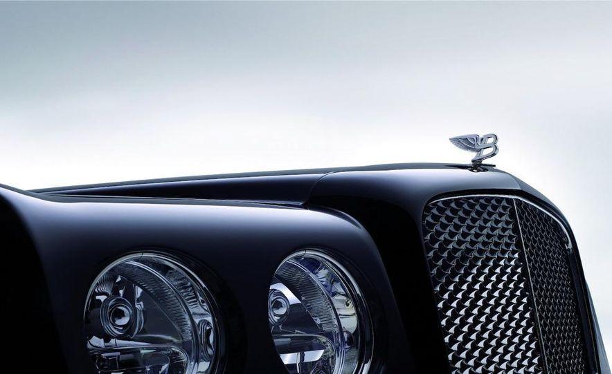 2011 Grand Bentley (artist's rendering) - Slide 8