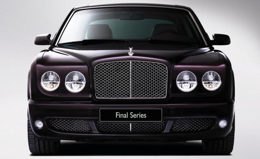 2011 Grand Bentley (artist's rendering) - Slide 6