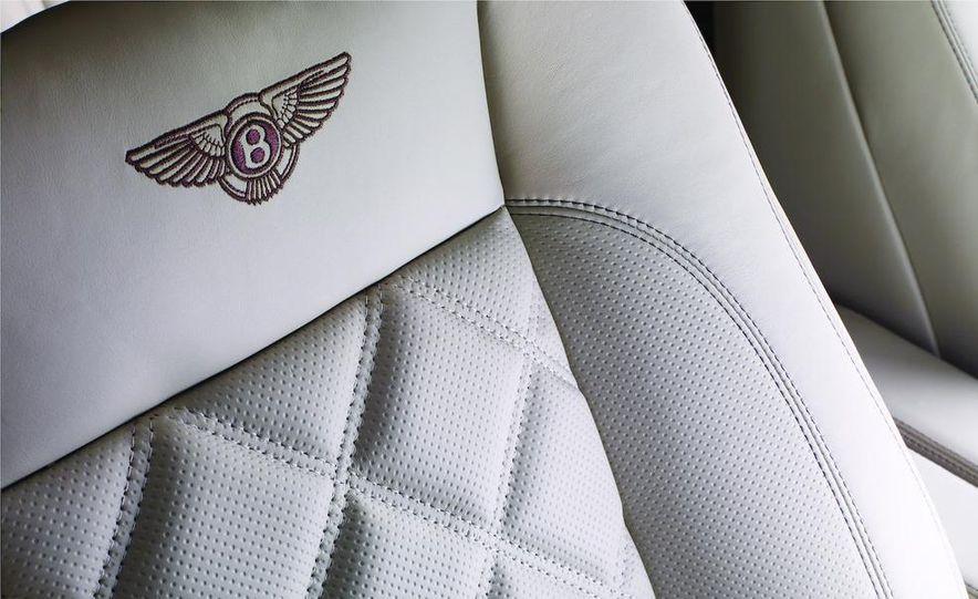 2011 Grand Bentley (artist's rendering) - Slide 15