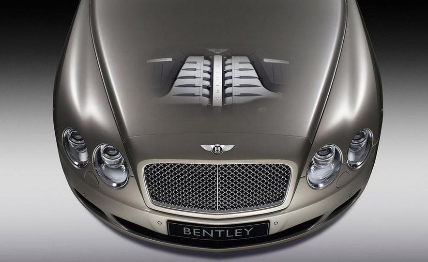 2011 Grand Bentley (artist's rendering) - Slide 27
