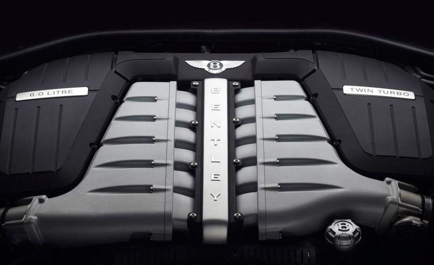 2011 Grand Bentley (artist's rendering) - Slide 28