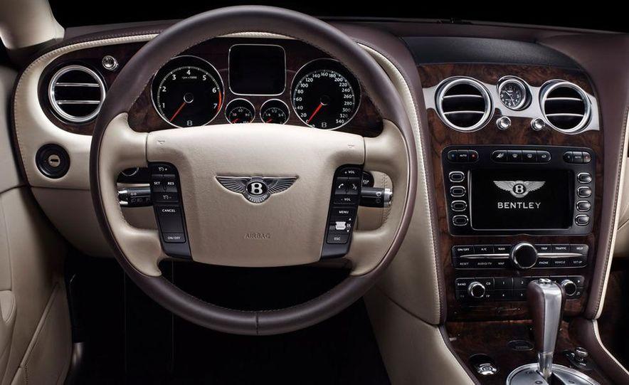 2011 Grand Bentley (artist's rendering) - Slide 30