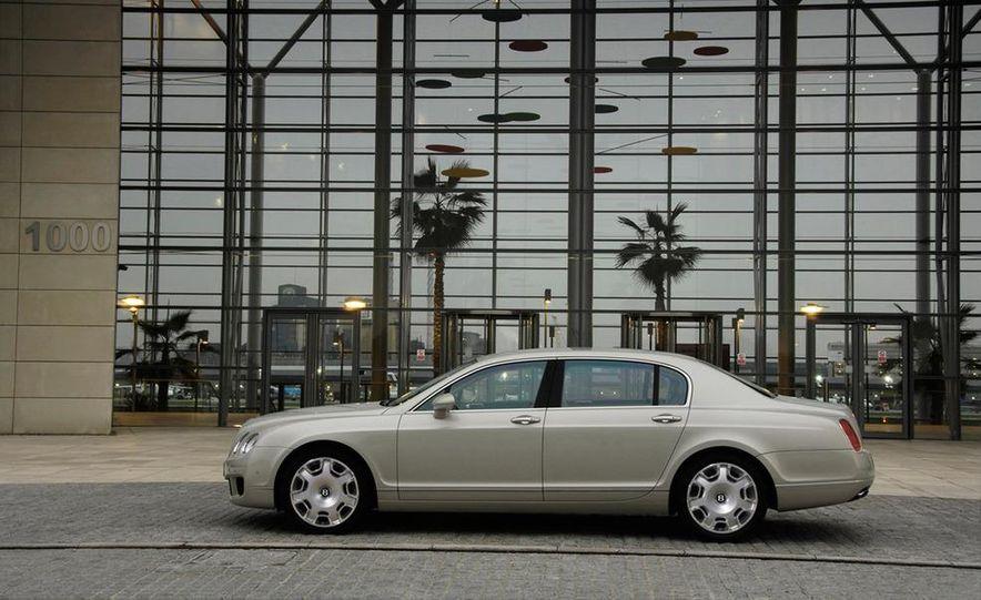 2011 Grand Bentley (artist's rendering) - Slide 23