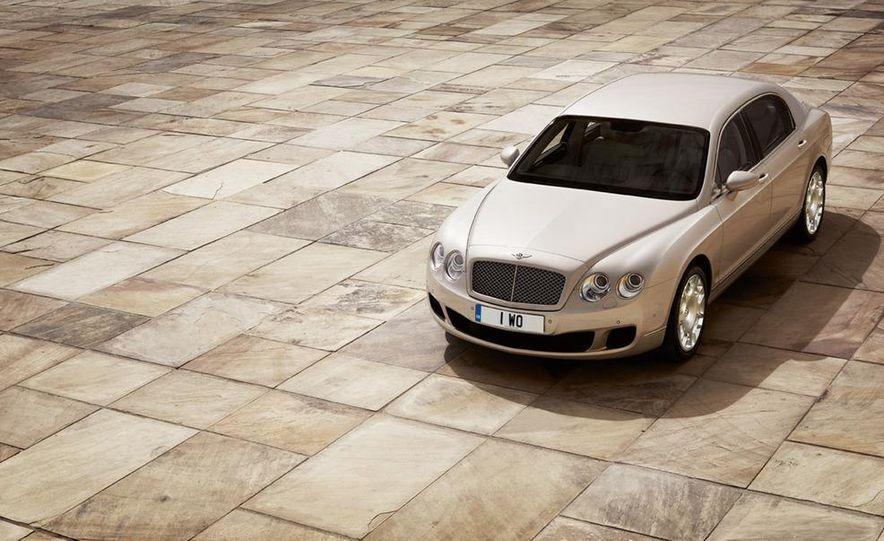 2011 Grand Bentley (artist's rendering) - Slide 25