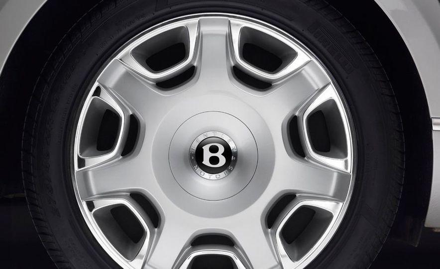2011 Grand Bentley (artist's rendering) - Slide 26
