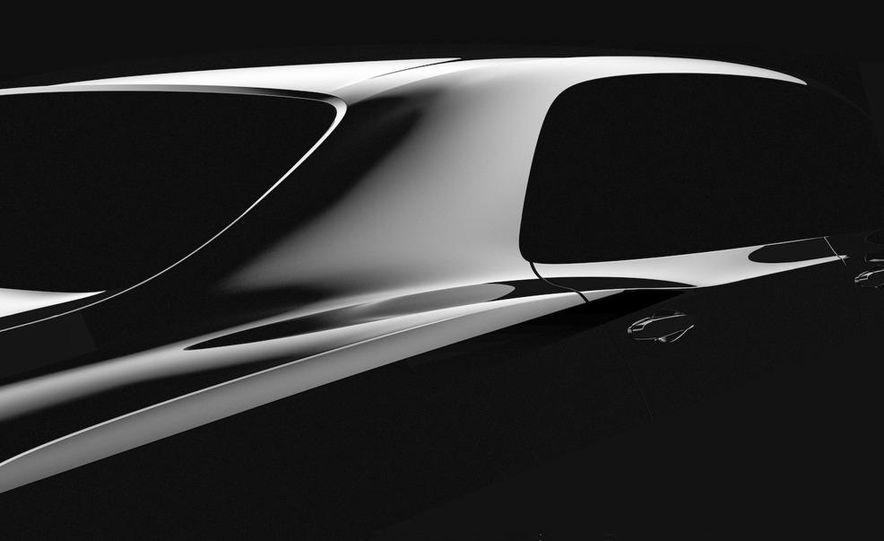 2011 Grand Bentley (artist's rendering) - Slide 3