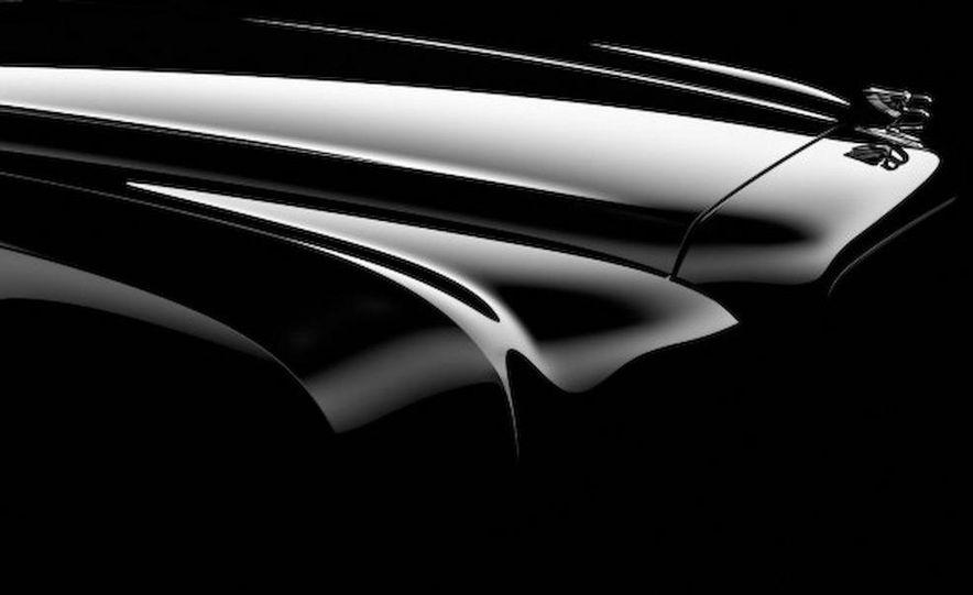 2011 Grand Bentley (artist's rendering) - Slide 4