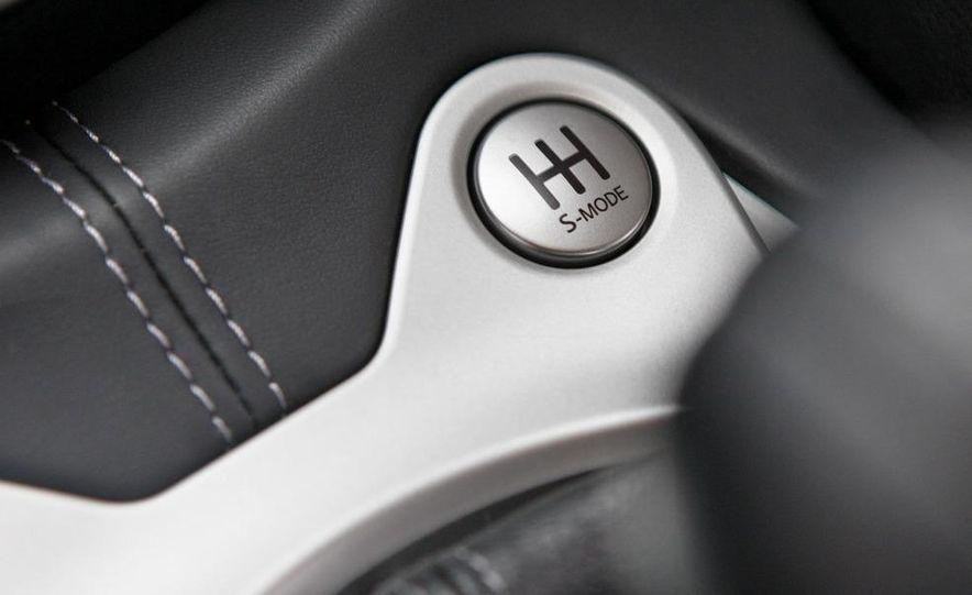 2009 Nissan 370Z SynchroRev Match button - Slide 1