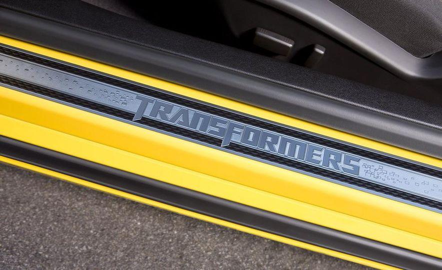 2010 Chevrolet Camaro Transformers Special Edition - Slide 8