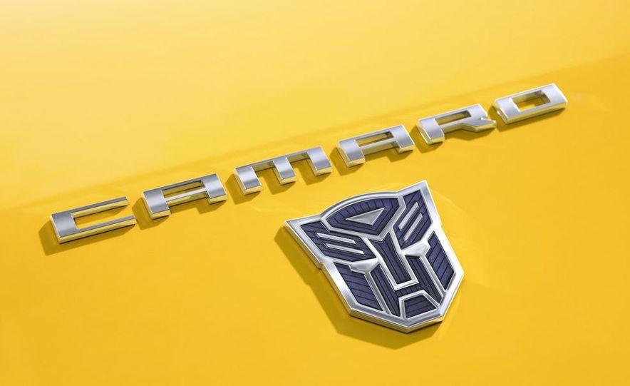 2010 Chevrolet Camaro Transformers Special Edition - Slide 4