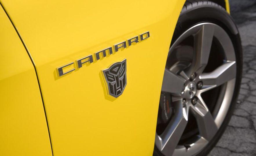 2010 Chevrolet Camaro Transformers Special Edition - Slide 5