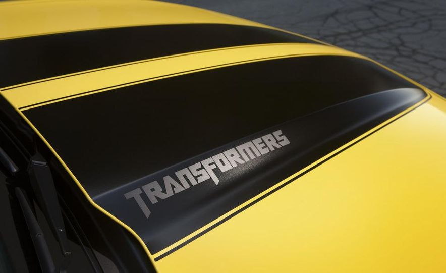 2010 Chevrolet Camaro Transformers Special Edition - Slide 6