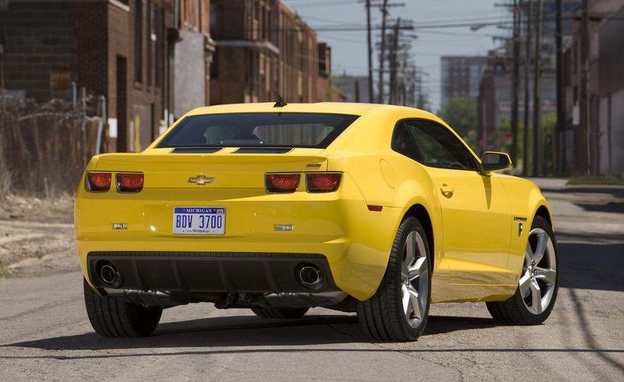 2010 Chevrolet Camaro Transformers Special Edition - Slide 2
